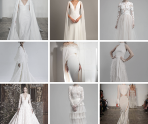 Winter bridal trends- gowns