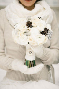 winter bridal trends