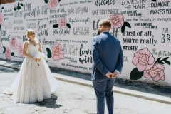 Love at the Love wall