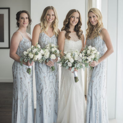 Bridal party beauties